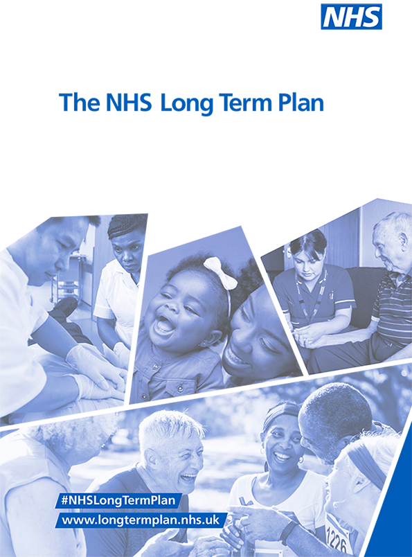 The NHS Long Term Plan